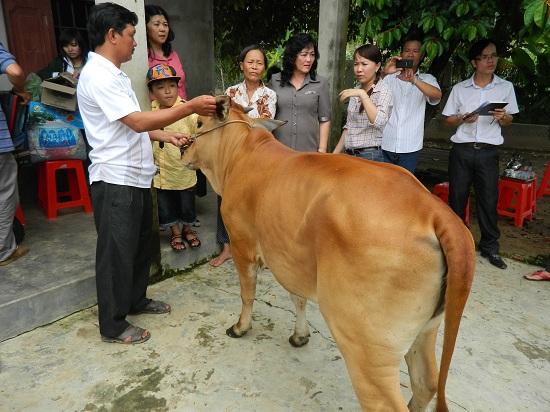 Chuyến đi từ thiện ở Bình Thuận
