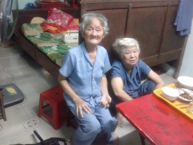 Hình ảnh bà Trần Thị Bảy (Bình Tân)