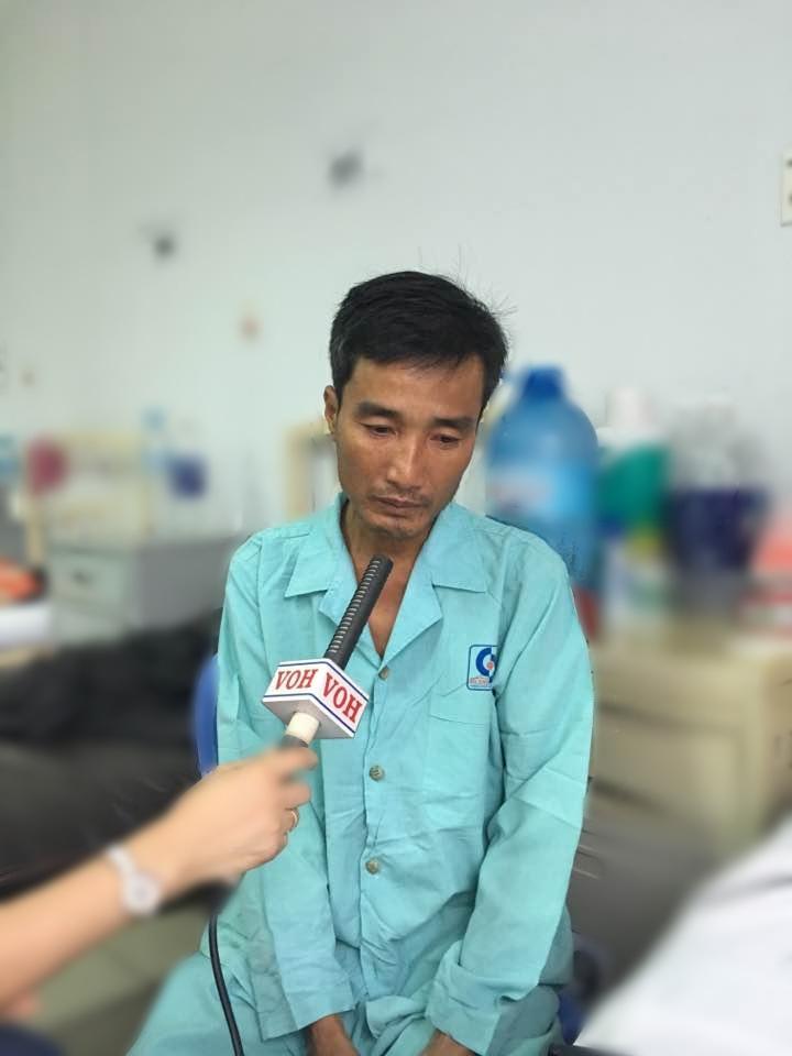 Trường hợp anh Phạm Văn Dũng bị bệnh tim