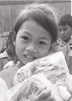 Vận động kêu gọi 450 phần cho trẻ em vùng núi Tây Giang- Quảng Nam