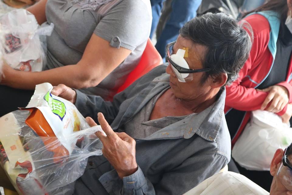300 ca mổ mắt tại bệnh viện Nguyễn Trãi