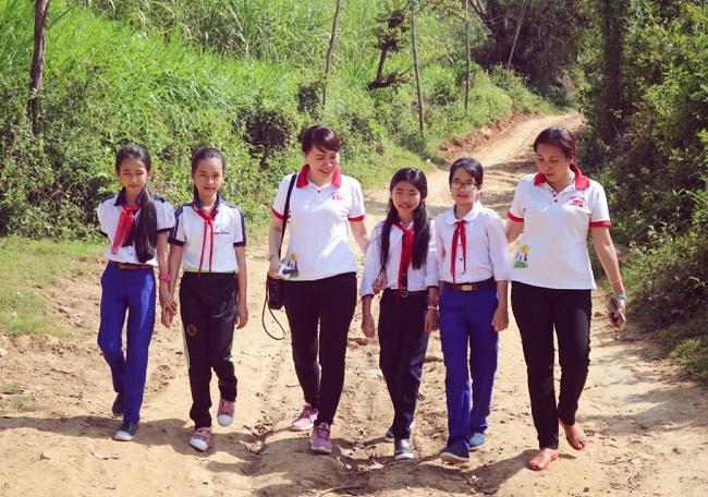 Radio kỳ 346: Ước mơ gần 20 năm của thầy và trò trường tiểu học Hòn Dung- Phú Yên