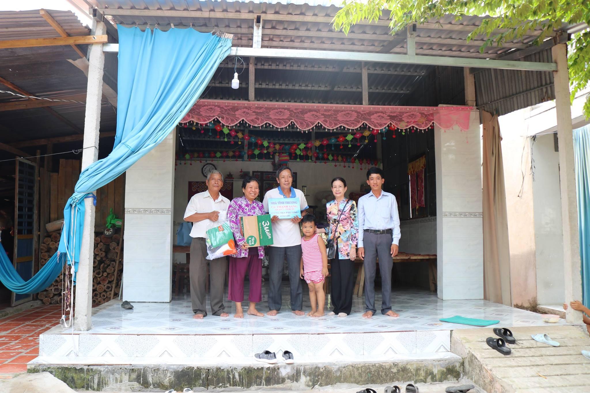 Lễ Bàn Giao Nhà Tình Thương tỉnh Đồng Tháp - An Giang