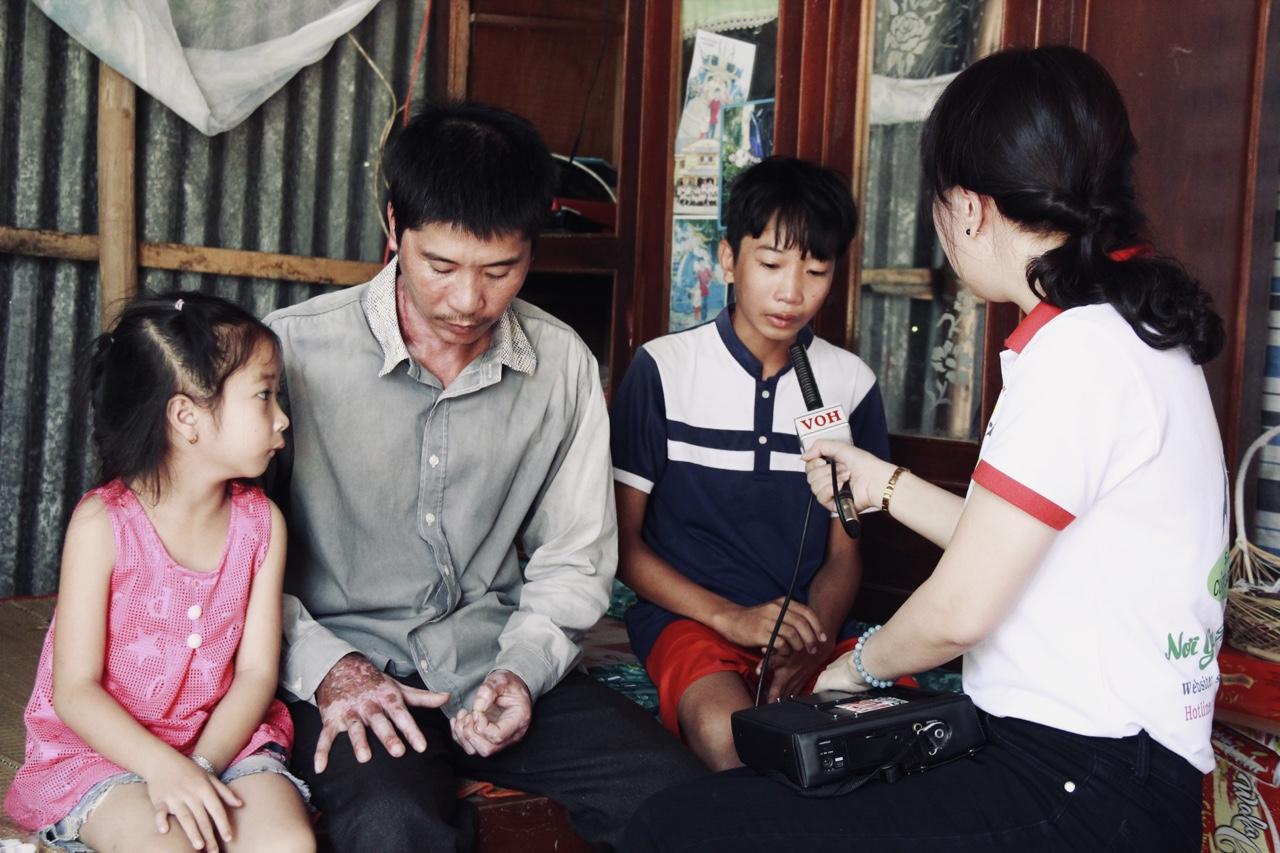 Radio Kỳ 445: Câu Chuyện Của Hậu Và Cha